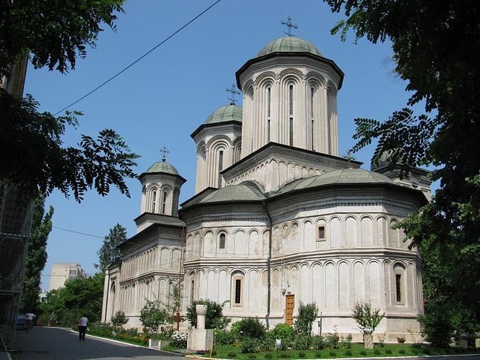 монастырь «Radu Voda»-Бухарест 71497