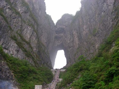 Национальный лесной парк Чжанцзяцзе. Китай