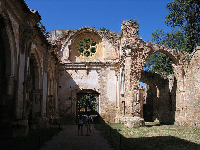 Тайны испанского монастыря - Monasterio de Piedra 56832