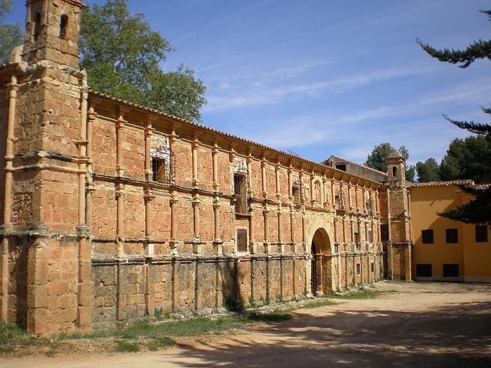 Тайны испанского монастыря - Monasterio de Piedra 34448