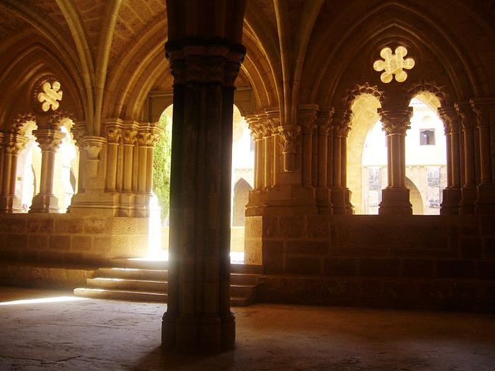 Тайны испанского монастыря - Monasterio de Piedra 81253
