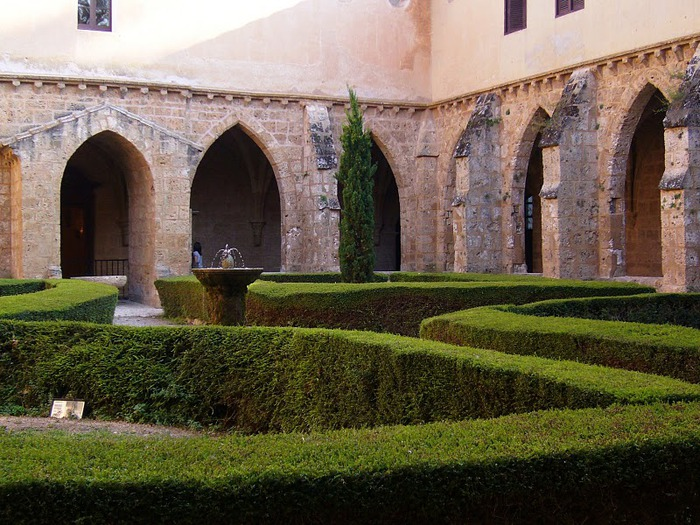 Тайны испанского монастыря - Monasterio de Piedra 71706