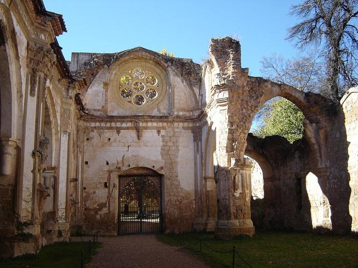 Тайны испанского монастыря - Monasterio de Piedra 44111