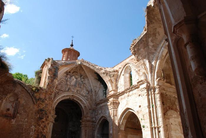 Тайны испанского монастыря - Monasterio de Piedra 96153