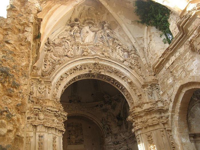 Тайны испанского монастыря - Monasterio de Piedra 36101