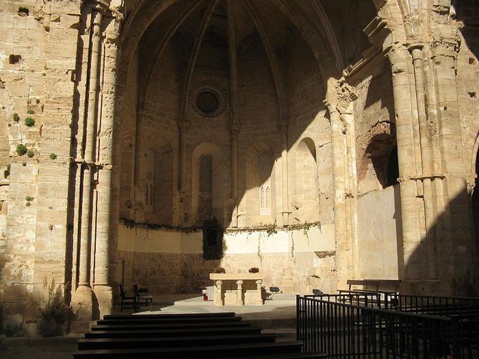 Тайны испанского монастыря - Monasterio de Piedra 13211