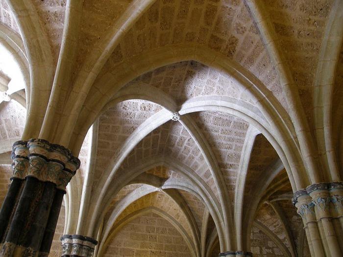 Тайны испанского монастыря - Monasterio de Piedra 27974