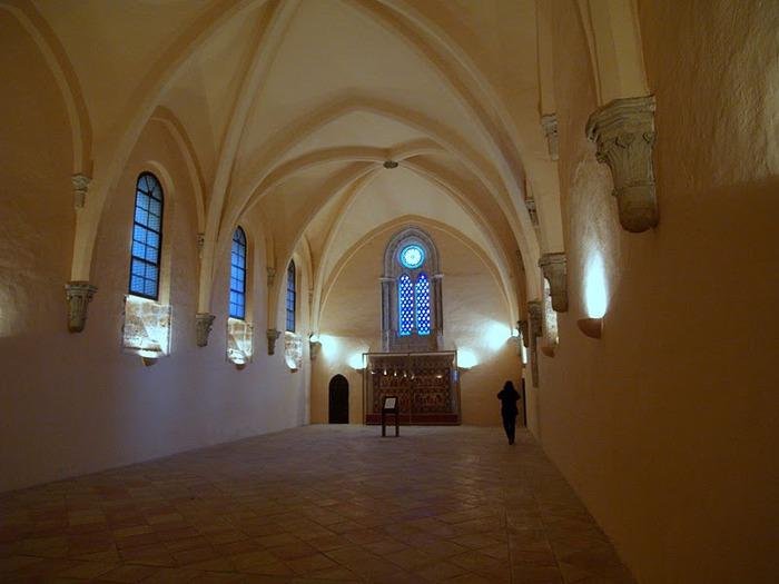 Тайны испанского монастыря - Monasterio de Piedra 76417