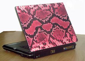 Креатив в оформлении ноутбуков