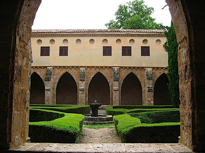 Тайны испанского монастыря - Monasterio de Piedra 42523