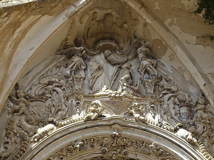 Тайны испанского монастыря - Monasterio de Piedra 41609