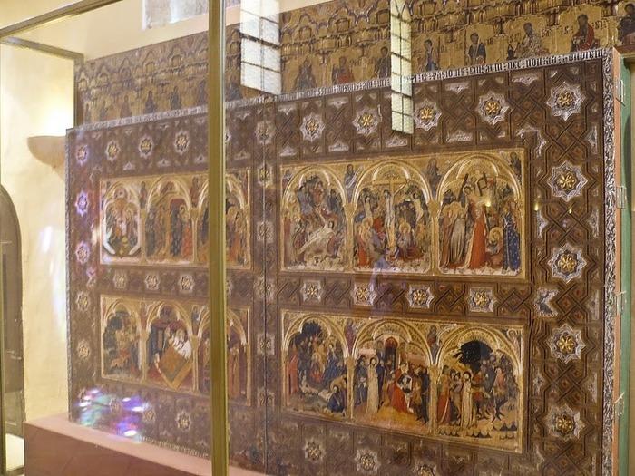 Тайны испанского монастыря - Monasterio de Piedra 27559