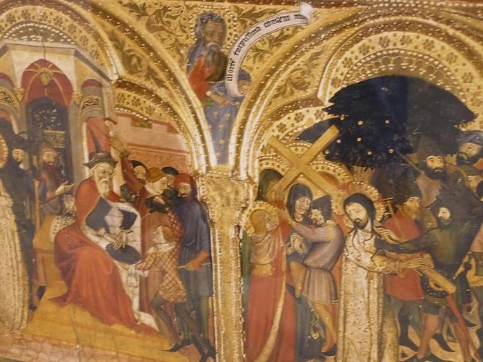 Тайны испанского монастыря - Monasterio de Piedra 25626