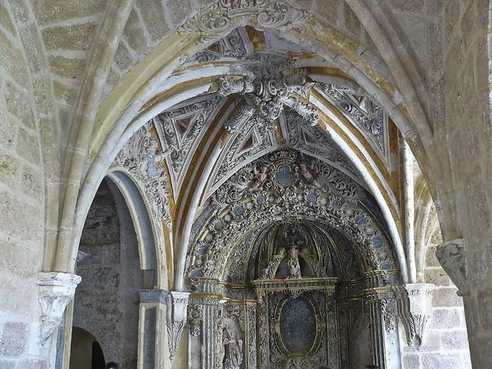 Тайны испанского монастыря - Monasterio de Piedra 32190