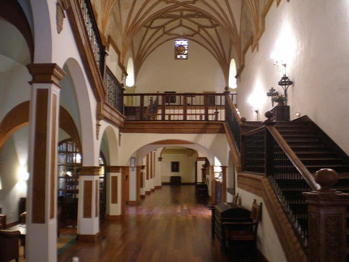 Тайны испанского монастыря - Monasterio de Piedra 65341