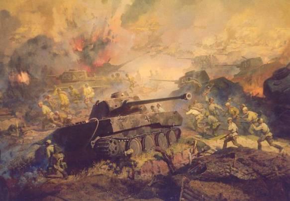 Курская битва - 23 августа день воинской славы