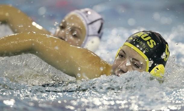 Чемпионат мира по водному поло на Кубок QEII бассейна в Крайстчерч, Новая Зеландия, 17 августа 2010 года.