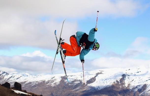 Чемпионат мира по сноуборду в Сноу Парке в Ванаке (Wanaka), Новая Зеландия, на 23 августа 2010 года.