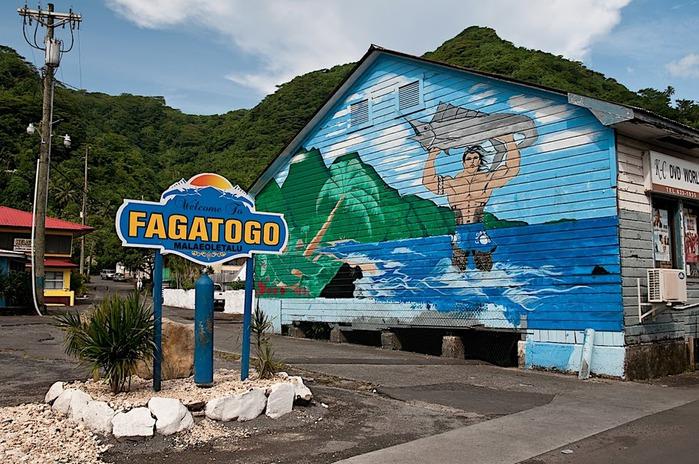 Паго-Паго / Тутуила 95107