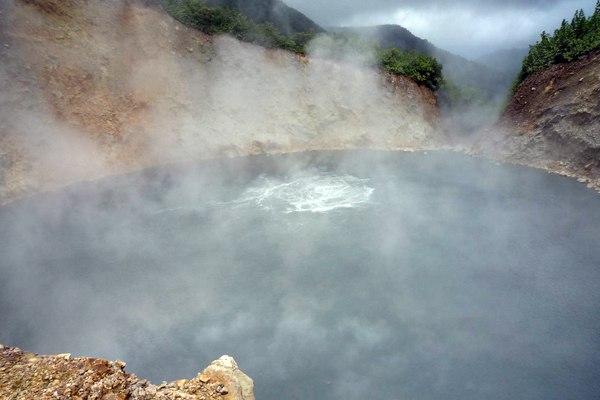 Кипящее озеро в Доминикане (600x400, 137Kb)