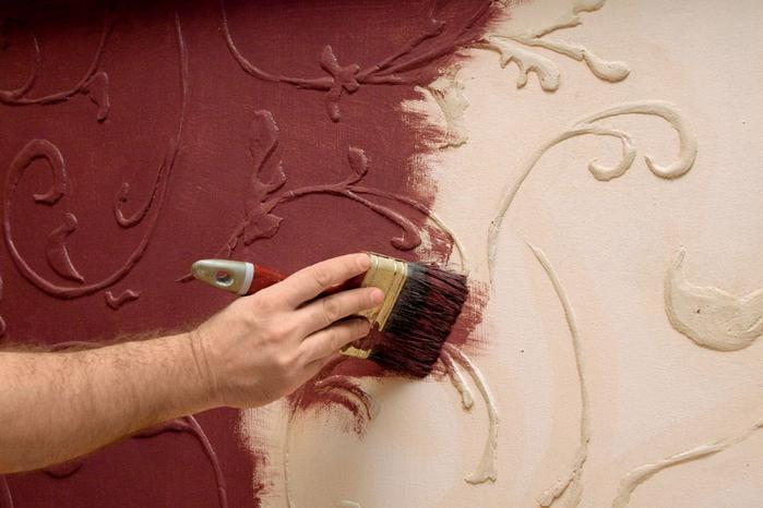 Декорируем стены объемной отделкой (7) (700x466, 306Kb)