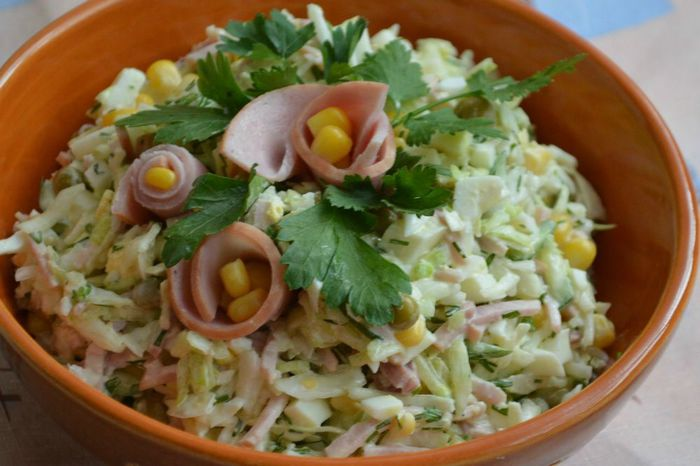 Кулинарныеы салаты i