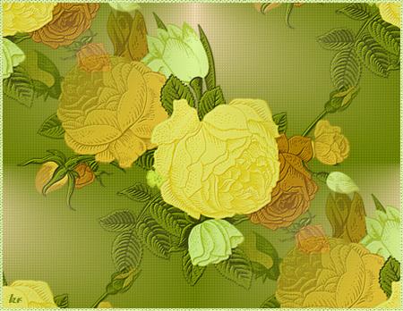 ЖелтыеЗеленые-розы (450x348, 367Kb)