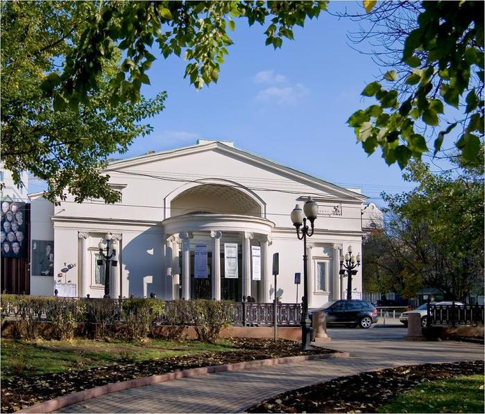6. Театр Современник (700x597, 534Kb)