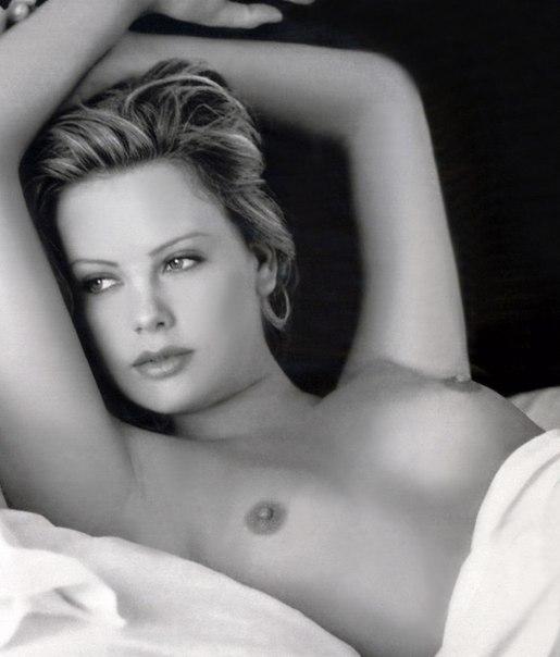 шарлиз терон секс фото