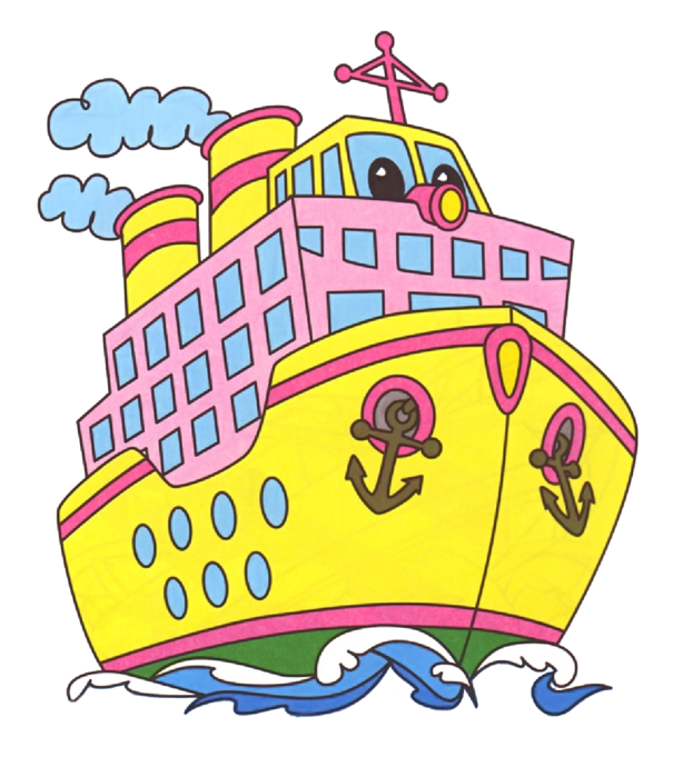 корабль клипарт: