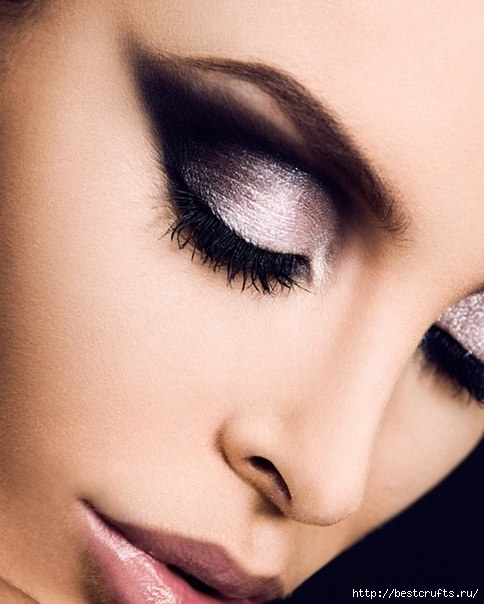 Wedding makeup ideas for brown eyes