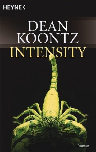 intensity dean koontz