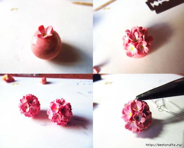 цветочные серьги из полимерной глины (6) (635x511, 104Kb)