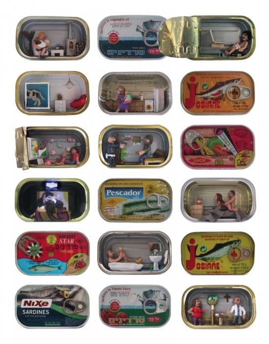 жизнь маленьких людей Nathalie Alony 1 (547x700, 367Kb)