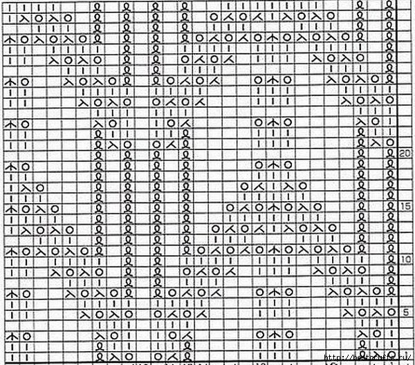красивые узоры (8) (600x528, 295Kb)