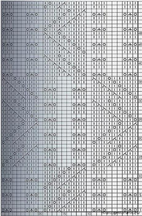 красивые узоры (10) (461x700, 329Kb)