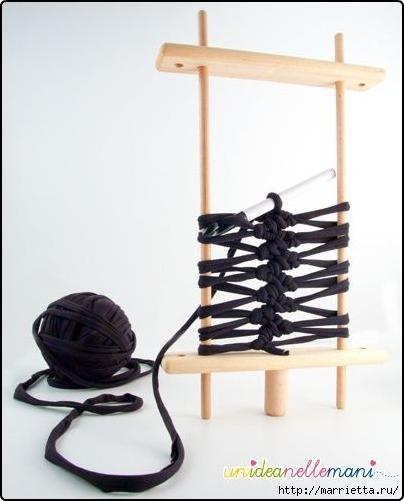 Вязание на вилке. САШЕ (20) (404x501, 88Kb)