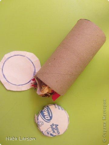 Бутафорские СВЕЧИ из рулончиков от туалетной бумаги (1) (360x480, 81Kb)