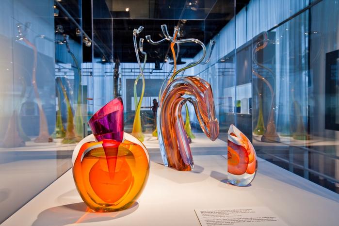 музей стекла в городе корнинг 2 (700x466, 354Kb)