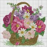 Превью -basket-of-blooms (700x700, 844Kb)