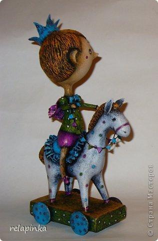 Принц с принцессой из папье-маше. Мастер-классы (21) (316x480, 112Kb)