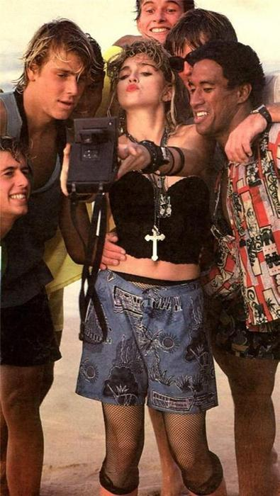 Мадонна, 1985