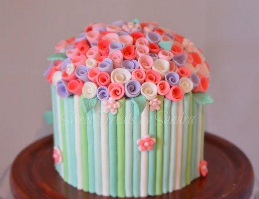 Простые торты в домашних условиях на день рождения 172