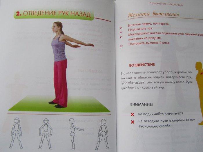 Комплекс упражнений для похудения в картинках tivoliklub