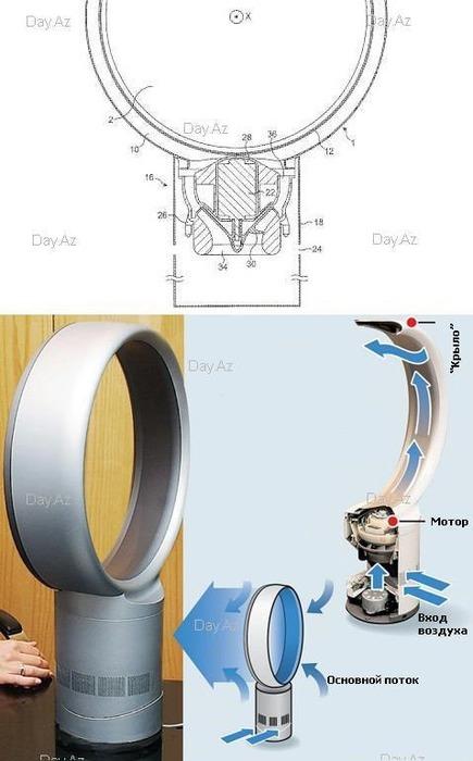 Создан невидимый вентилятор без лопастей