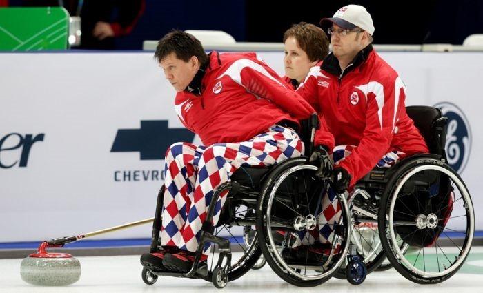 Сильные люди. 40 фото героев Паралимпийских игр в Ванкувере