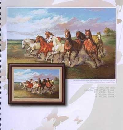 0-OT-013 Eight Horses (400x425, 90Kb)