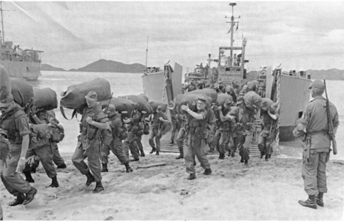 Фотографии войны во Вьетнаме