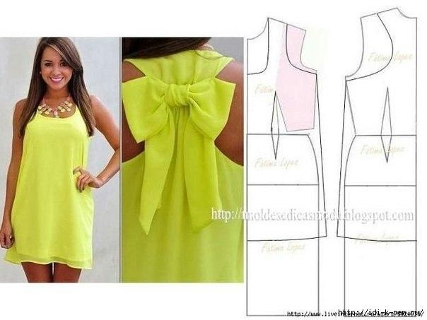 Выкройка платья как шить платье сарафан фото 374