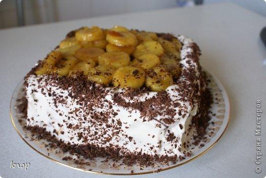 Шоколадно-банановый торт (2) (520x348, 156Kb)